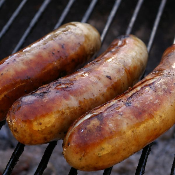Berlitos - Chicken Grill Sausages with Corn